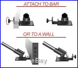 Senshi Japan T Bar Row Platform Landmine Grappler for Both Olympic 2 and 1 Bar