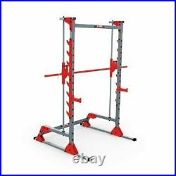 Smith Machine Olympic Bar Weight Lifting Home Gym Bodybuilding NEW