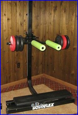 So low flecks Muscle Machine Squat Bar