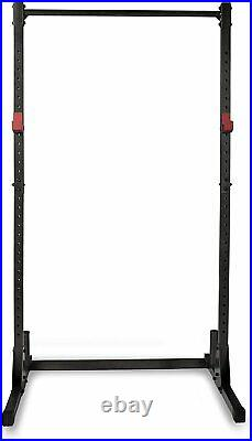 Squat Rack with Pull-up bar CAP BARBELL POWER RACK EXERCISE STAND BRAND NEW