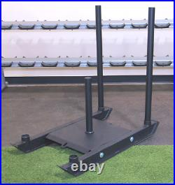 Strencor DOG SLED 2.0 Weight Platform for Power Speed Training with LOW PUSH BAR