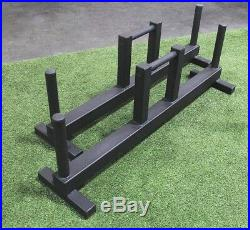 Strencor Deluxe Strongman FARMER'S WALK Carry Handles and Bars Pair