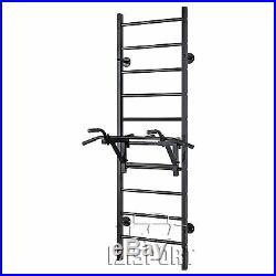 Swedish Wall Pull Up Bar & Home Gym & horizontal bar and parallel bars