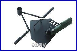 T Bar Row platform & Handle 360 Degree Attachment Gym Weight lifting