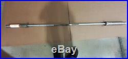 Used ELEIKO OLYMPIC WL POWER LOCK BAR 15 KG WOMEN with power lock collars