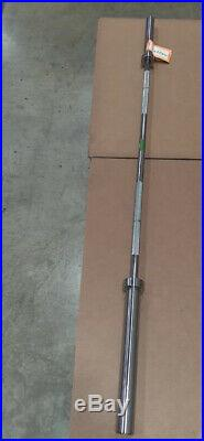 Used Wppo Powerlifting Competition Bar 20 KG