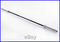 Wolverson Olympic Foundation Bar 6ft with Collars  brand new ideal for home use