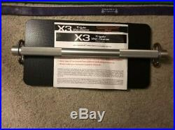 X3 Bar System Pre-owned Resistance Band Fitness System Jaquish Biomedical
