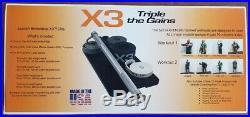 X3bar X3 Bar SHIPS NOW Elite Jaquish Biomedical Complete System BRAND NEW NIB
